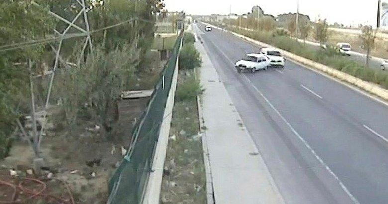 İzmir'de korkunç kaza! Vicdansız sürücü çarptı,arkasına bakmadan kaçtı