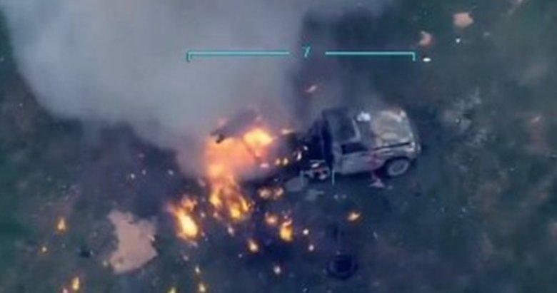 Son dakika: Rejim hedefleri ateş altında! Esad'ın generali öldürüldü