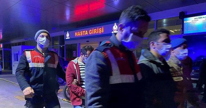 Kritik isim İzmir'de yakalandı! PKK ve FETÖ...