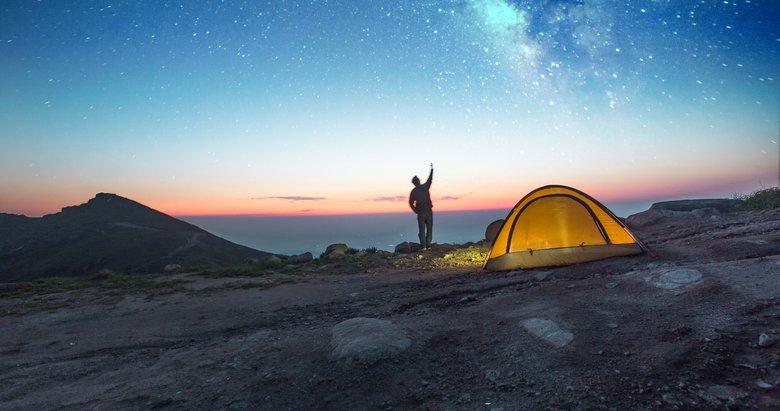 Ege'nin en güzel kamp alanları