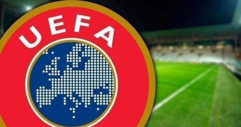 UEFA'dan hakem gözlemcisi Ersoy'a görev
