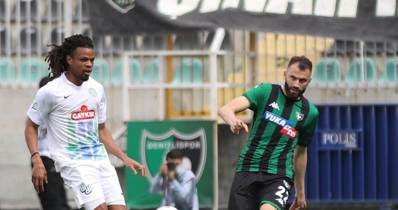 Denizlispor'da Mustafa Yumlu'dan 'gülme' açıklaması