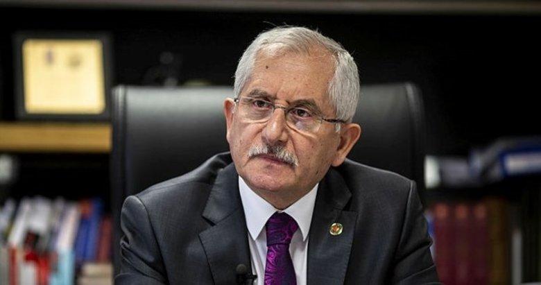 YSK Başkanı Sadi Güvenden flaş açıklama: İki kez oy kullanan bir kişi gözaltına alındı