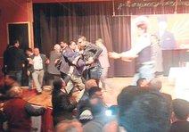 Chp Narlıdere'de 'konsomatris' kavgası