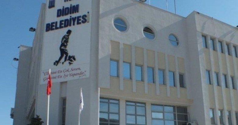 CHP'li Didim Belediyesi'ne hacizde yeni gelişme