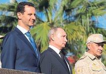 Putin'den Suriye'ye barış sözü