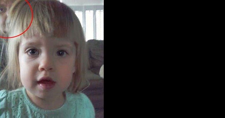 Küçük kızın çektiği fotoğraf kan dondurdu... Bilim dünyası açıklama yapamıyor!