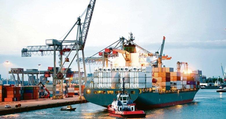 Ege, ilk çeyrekte 1,8 milyar dolar dış ticaret fazlası verdi