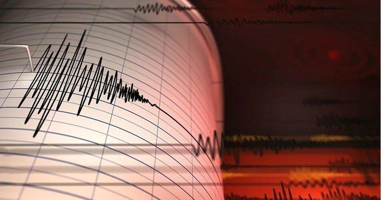 SON DAKİKA: İzmir açıklarında 3,9 büyüklüğünde deprem