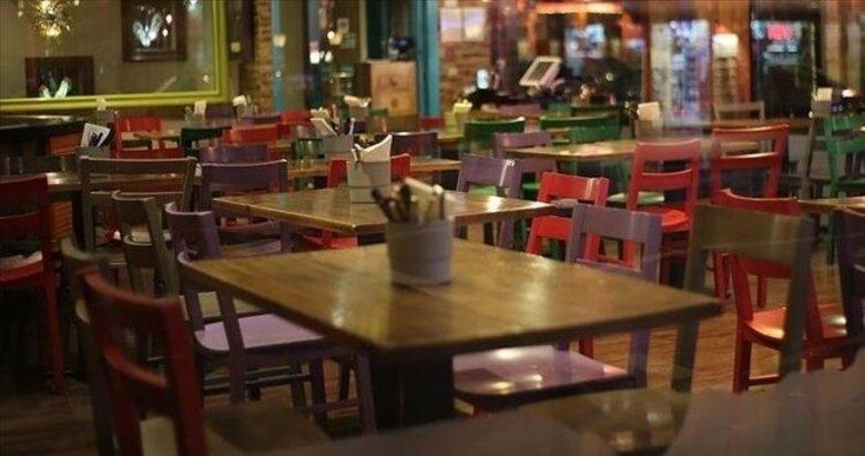 Kafe ve restoranlar açılıyor mu? Bakanlıktan yeni formül
