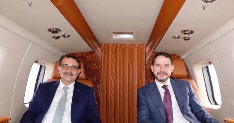 Hazine ve Maliye Bakanı Berat Albayrak 'müjdeler olsun' diyerek paylaştı