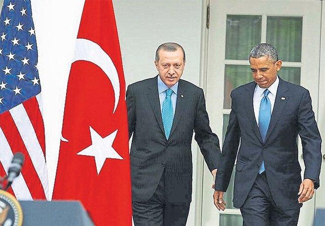 Erdoğan, Obama'dan Gülen'in İADESİNİ İSTEDİ