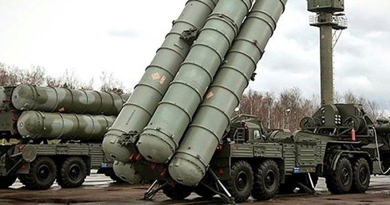 Milli Savunma Bakanlığı açıkladı: Rusya'da S-400 eğitimi başladı