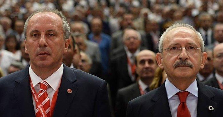 Muharrem İnce'den Kılıçdaroğlu'na: Bölücü olan kim?