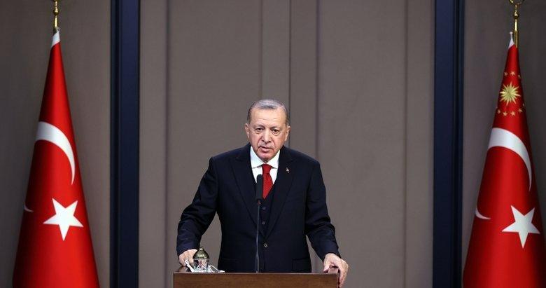 Son dakika: Başkan Erdoğan Ruhani ile İsrail'in saldırıları hakkında görüştü