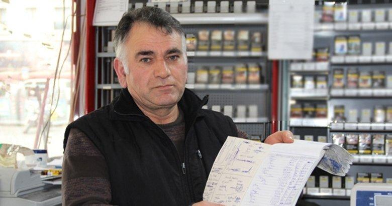 İzmir'de bir kişi bayram ikramiyesiyle başkasının bakkal borcunu kapattı