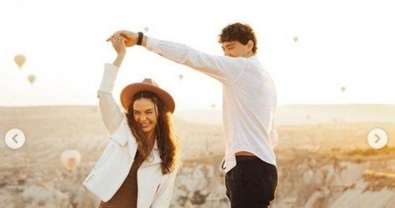 Ebru Şahin ve Cedi Osman evleniyor! Ebru Şahin 'Evet' dedi