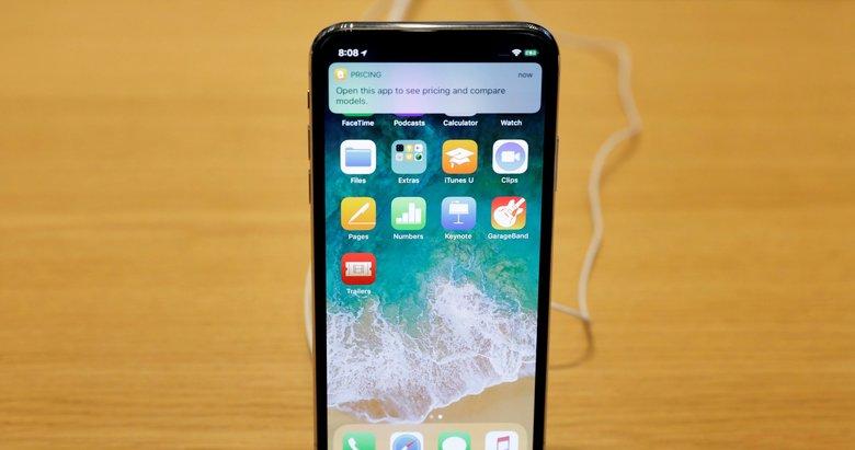 2018 model iPhone X hakkındaki yeni detaylar
