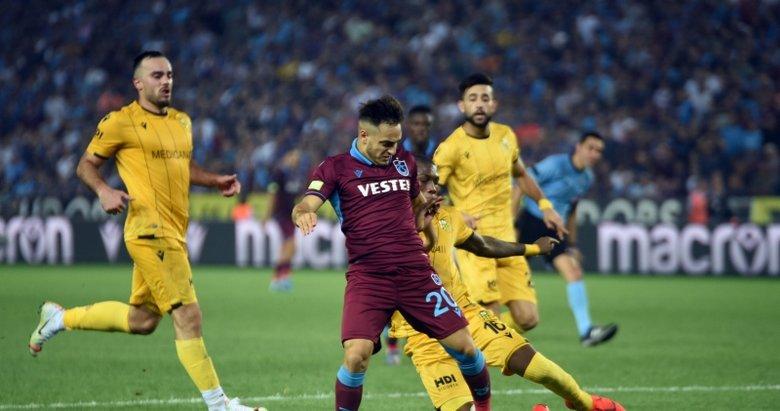 TFF'den Yeni Malatyaspor - Trabzonspor maçı açıklaması