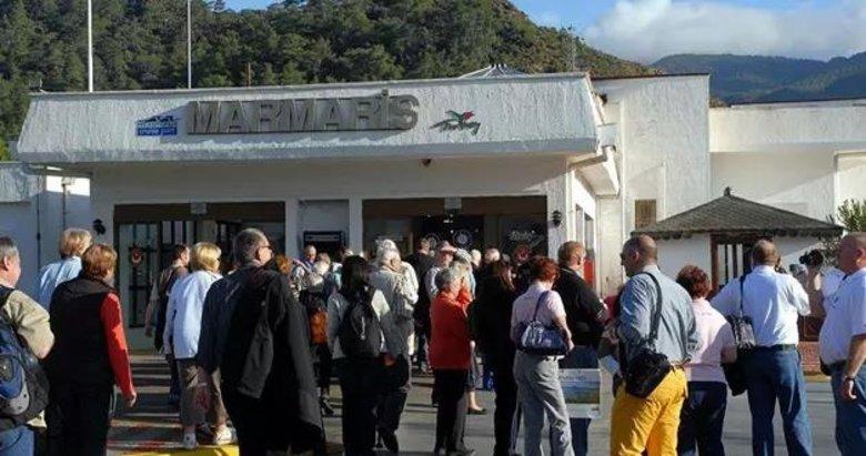 Marmaris'te Yunanistan'a ticari vize başvuruları kabul edilmeye başlandı