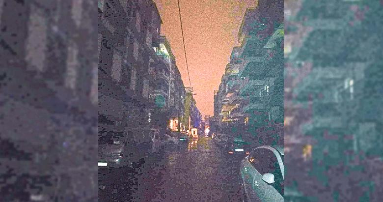 Şemikler karanlığa boğuldu