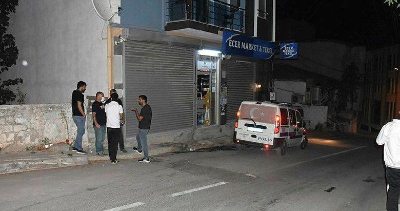 İzmir'de olaylı gece! Komşu kavgasında kan aktı