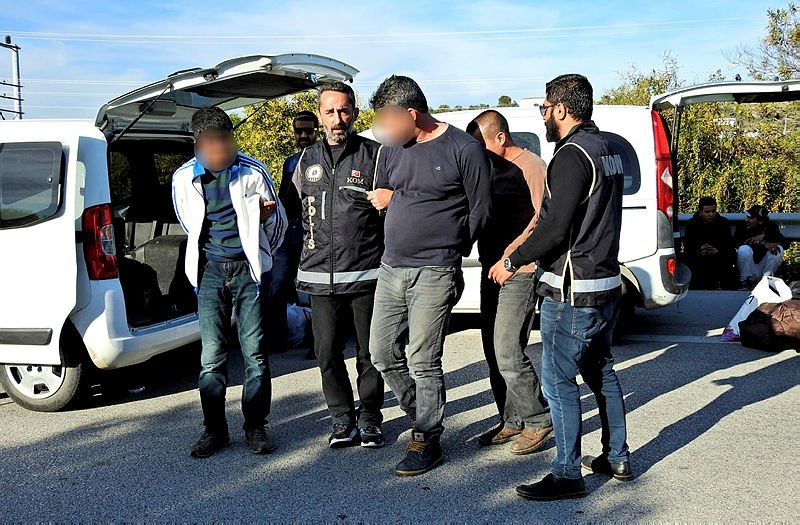 İzmir'de nefes kesen operasyon
