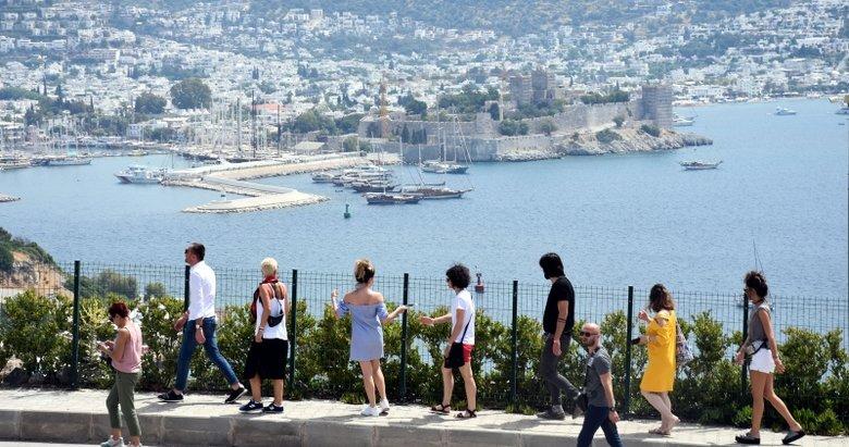 İstanbullu Ege'ye göçüyor
