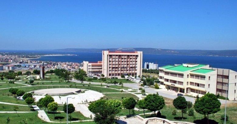 Çanakkale Onsekiz Mart Üniversitesi 74 Öğretim Üyesi alıyor