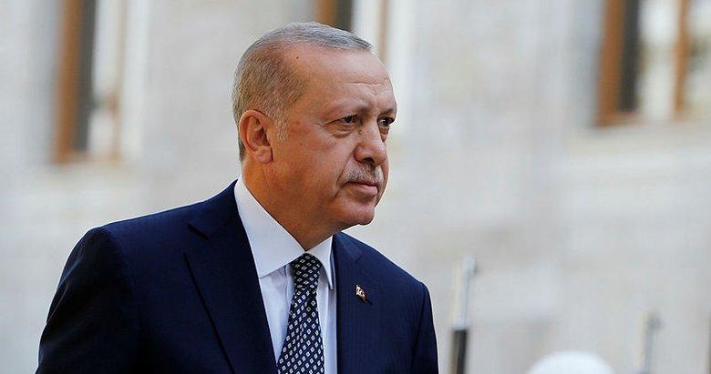 Başkan Erdoğan bugün İzmir'de