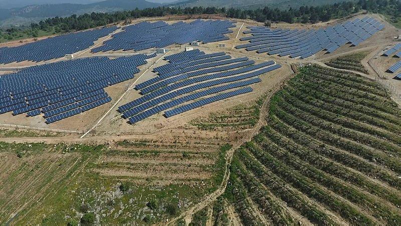 Ege'de kendi elektriğini üretiyorlar