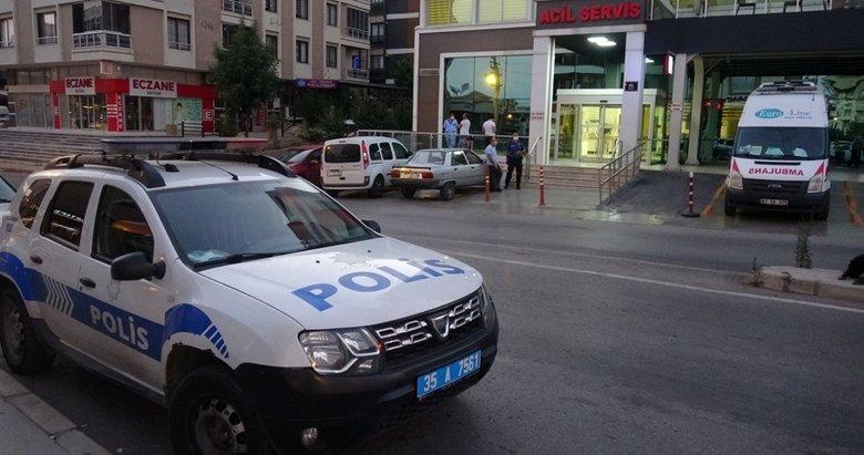 İzmir Buca'da silahlı kavga