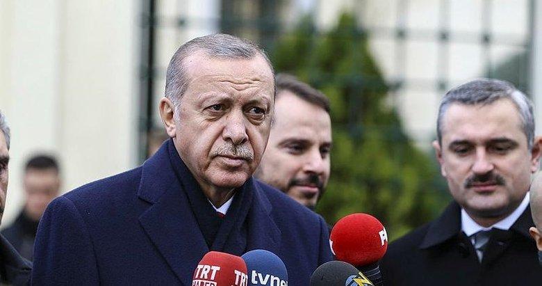 Başkan Erdoğan'dan flaş Cumhur İttifakı açıklaması