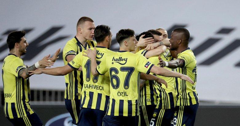 Fenerbahçe 3 - BB Erzurumspor 1 I MAÇ SONUCU