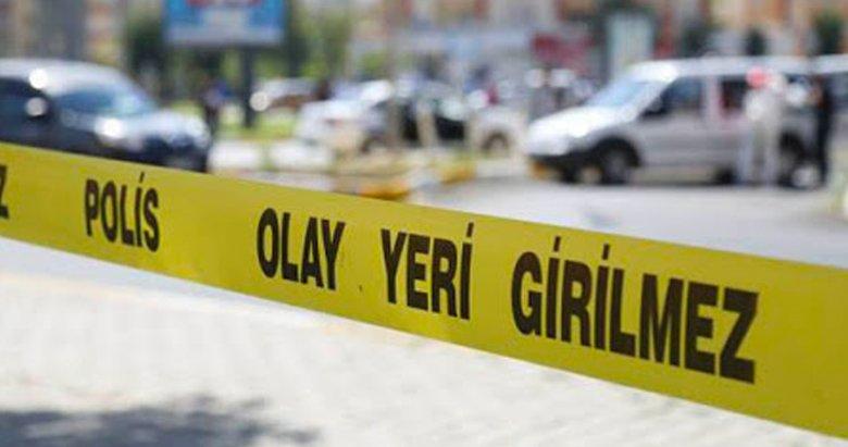 Afyon'da korkunç olay! Gelini ve birlikte yakaladığı kişiyi öldürdü