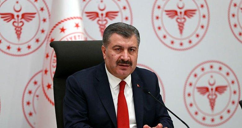 Sağlık Bakanı Fahrettin Koca İzmir İl Sağlık Toplantısı kararlarını açıkladı