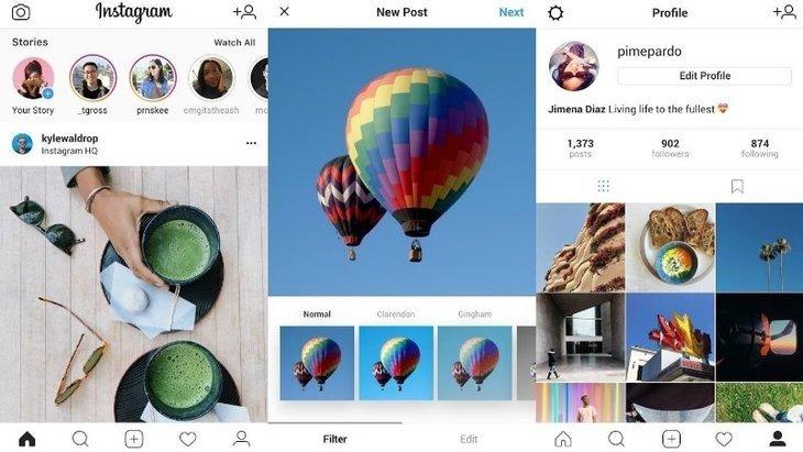 Instagramda kota dostu yenilik: Instagram Lite
