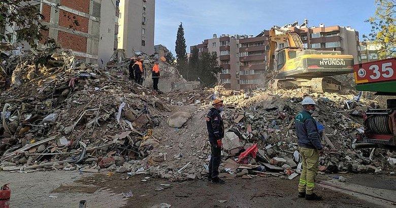13 kişi kurtarıldı 9 kaybımız var! O binada çalışmalar sonlandı