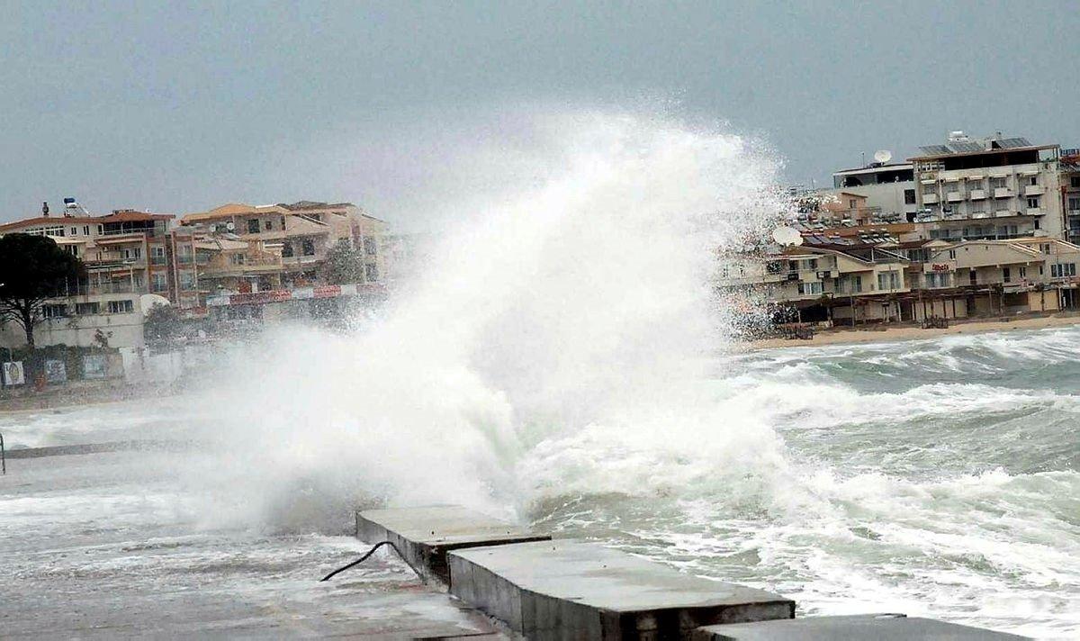 Meteoroloji'den son dakika uyarısı! İzmir'de hava nasıl olacak? 3 Mart Salı hava durumu...