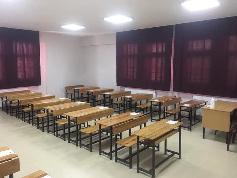 Manisa'da LGS hazırlıkları tamam! Sınıflar öğrencileri bekliyor