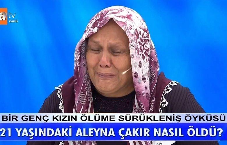 Müge Anlı'daki Aleyna Çakır olayında flaş gelişmeler! Ümitcan Uygun'un annesi ölü bulundu! İntihar mı etti? Müge Anlı hangi açıklamayı yaptı?