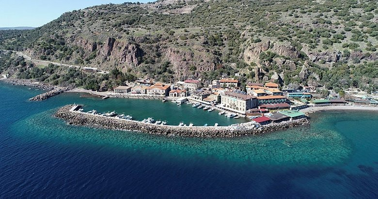 Vali Aktaş: Assos Antik Limanı daha güvenli şekilde turizme kazandırılacak