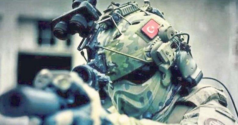 'Hayalet'ler Afrin'de