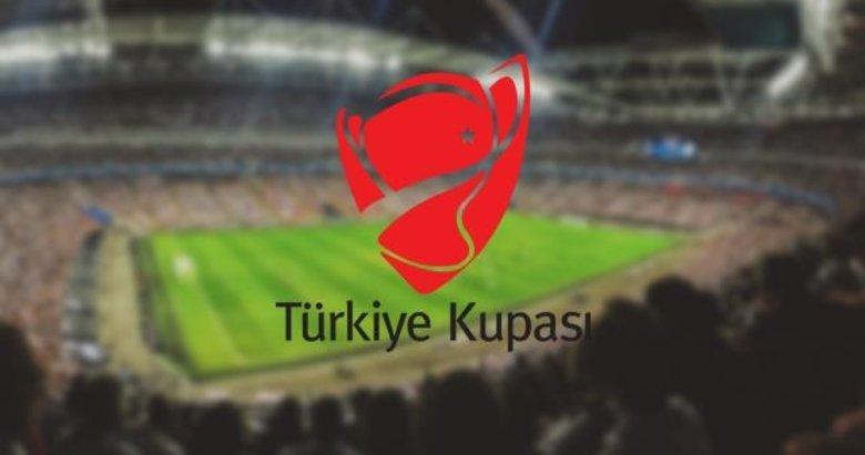 Ziraat Türkiye Kupası'nda 5.Tur kuraları çekildi! İşte tüm eşleşmeler