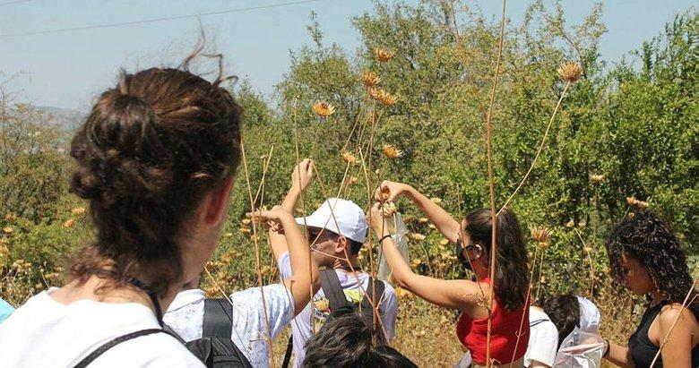 'Tüllüşah'ın Hikayesi' projesi dolu dolu devam ediyor