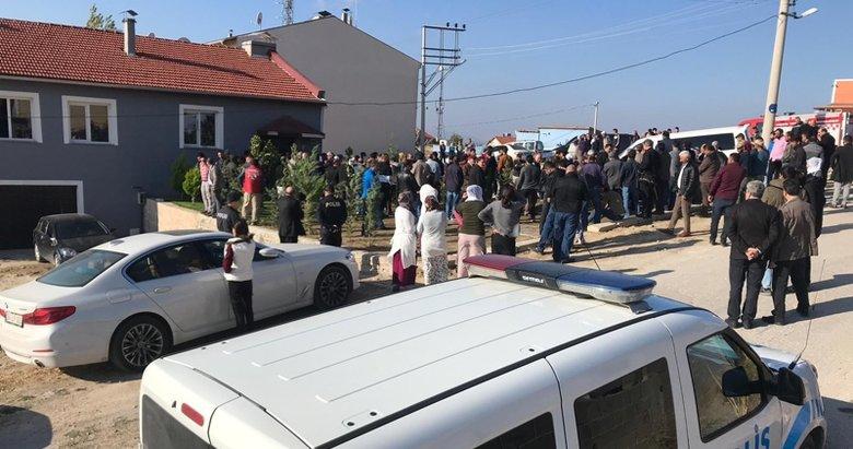Uşak'ta kahreden yangın! Aynı aileden 3'ü çocuk 4 kişi öldü
