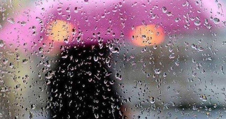 Meteoroloji'den Ege'ye son dakika yağış uyarısı