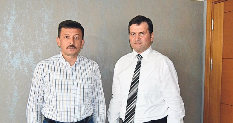 İzmir'in önünü açmaya talibiz