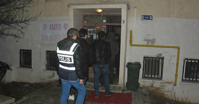 Yakalanan FETÖ'cü cezaevine gönderildi