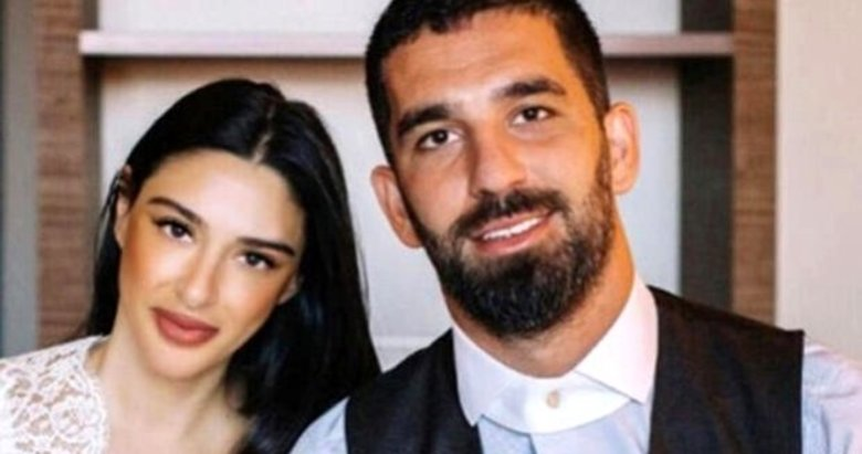 Sosyal medya hesabından duyurdu! Arda Turan ikinci kez baba oldu! İşte o açıklama